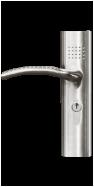 Drazhki 2br. tip tsyala za interiorna vrata ot seriya Standart