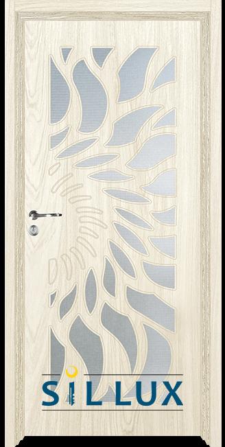 Интериорна врата Sil Lux 3004 Избелен дъб