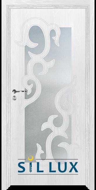 Интериорна врата Sil Lux 3006 Снежен бор