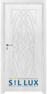 Интериорна врата Sil Lux 3007P Снежен бор