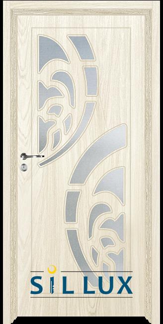 Интериорна врата Sil Lux 3010 Избелен дъб