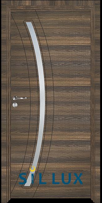 Интериорна врата Sil Lux 3012 Райски орех