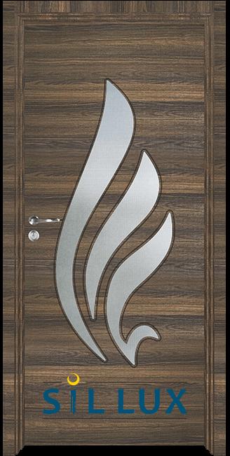 Интериорна врата Sil Lux 3013 Райски орех