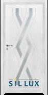 Интериорна врата Sil Lux 3015 Снежен бор