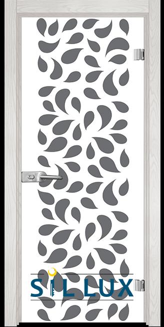 Стъклена интериорна врата Print G 13 1 F