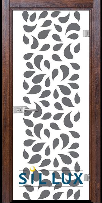 Стъклена интериорна врата Print G 13 1 Q
