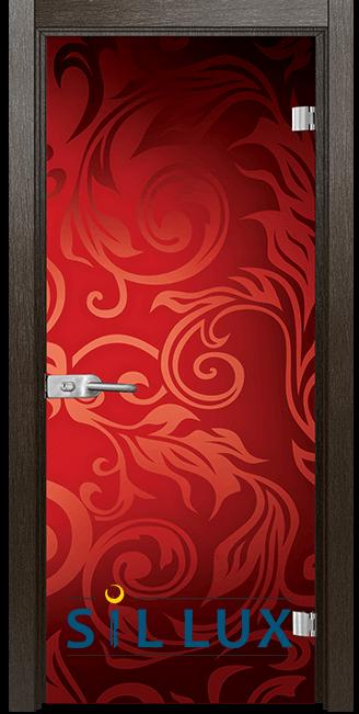 Стъклена интериорна врата Print G 13 11 K
