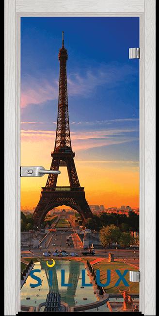 Стъклена интериорна врата Print G 13 12 F