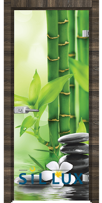 Стъклена интериорна врата Print G 13 9 E
