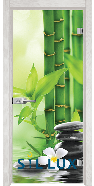 Стъклена интериорна врата Print G 13 9 F