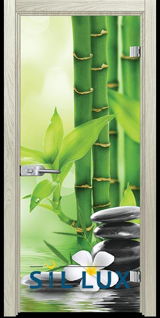 Стъклена интериорна врата Print G 13 9 I