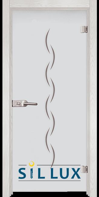 Стъклена интериорна врата Sand G 13 1 F