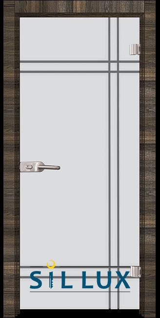 Стъклена интериорна врата Sand G 13 8 E