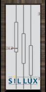 Стъклена интериорна врата Sand G 14 11 E