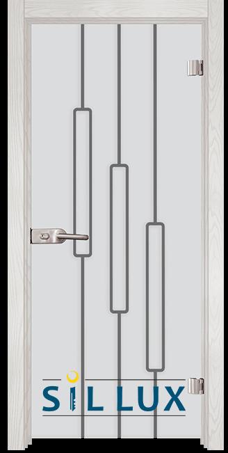 Стъклена интериорна врата Sand G 14 11 F