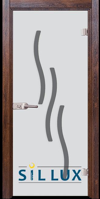 Стъклена интериорна врата Sand G 14 2 Q