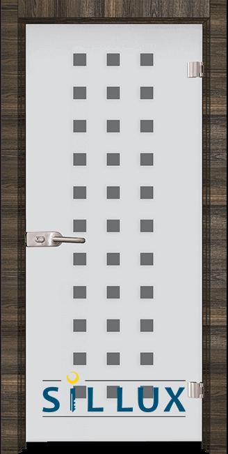 Стъклена интериорна врата Sand G 14 4 E