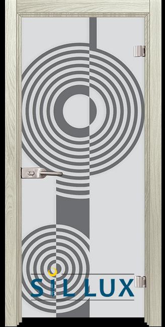Стъклена интериорна врата Sand G 14 6 I