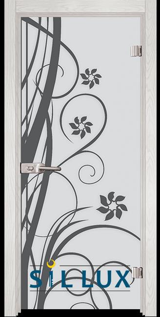 Стъклена интериорна врата Sand G 14 7 F