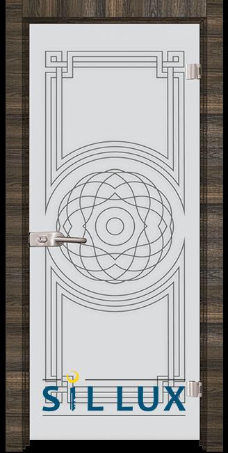 Стъклена интериорна врата Sand G 14 8 E