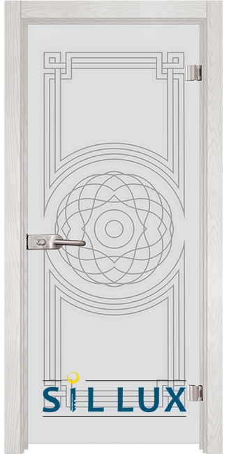 Стъклена интериорна врата Sand G 14 8 F
