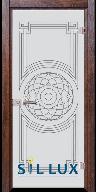 Стъклена интериорна врата Sand G 14 8 Q