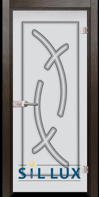 Стъклена интериорна врата Sand G 14 9 K